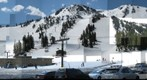 Mammoth Village Ski Area, California