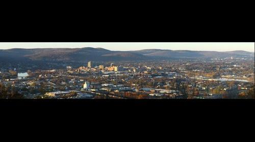 Binghamton, NY Overlook