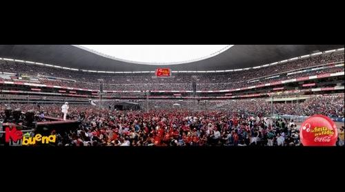La Fiesta de la Radio • Estadio Azteca