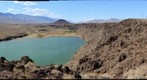 Little Lake and Red Hill Cinder Cone, Southern Owens Valley, California