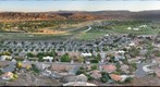 St. George, UT   -  Bloomington Section with SunRiver St. George in background