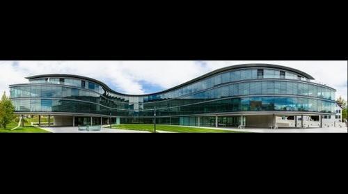Swarovski Building @ Männedorf ZH