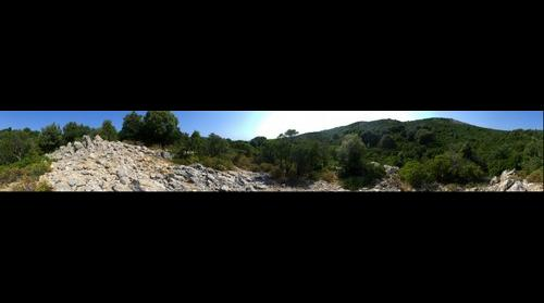 Alonnisos landscape