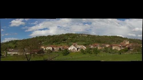 Village de CHARIEZ (70)