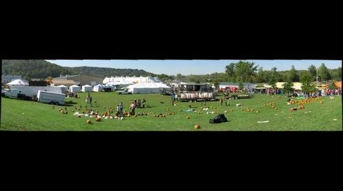 Annual Pumpkin Festival, Milton WV