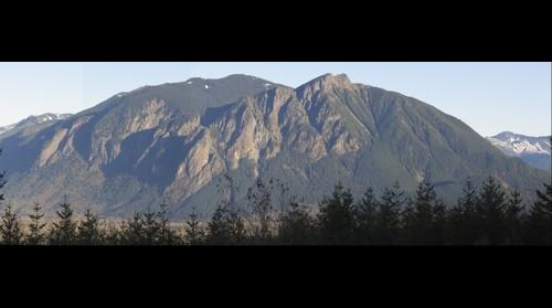 Mount Si Panorama (November 2005)