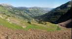 Crested Butte near Mineral Pt Mt about 12000 ft