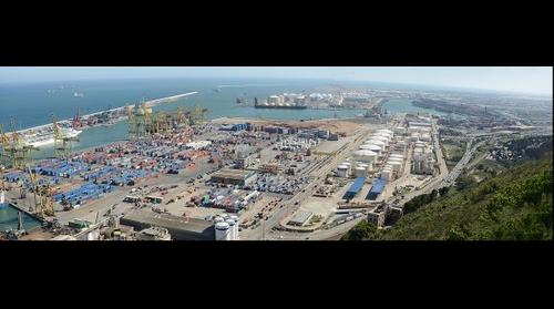 Puerto de Mercaderías de Barcelona
