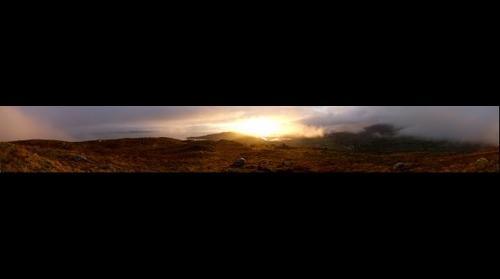Overlooking Derrynane