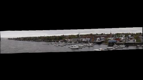 Newburyport from Route 1 Bridge