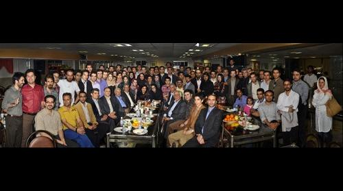 Tehran Amirkabir Aerospace Alumni Meeting -14-2-91
