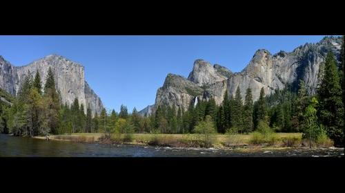 Yosemite from Valley View