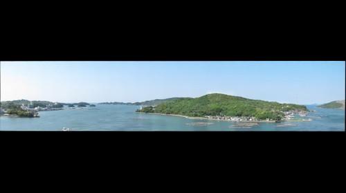 三重県鳥羽市(ミキモト真珠島~坂手島)
