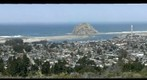 Morro Bay, California, from Black Hill