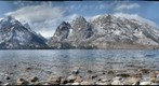 Jenny Lake in the Gradn Tetons Natioal Park, Wyoming, USA