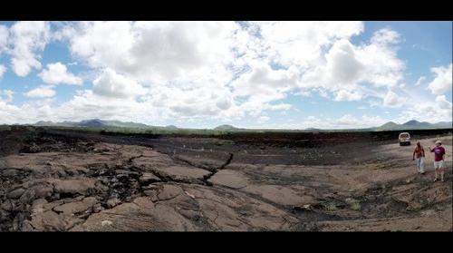 Sheitani lava flow