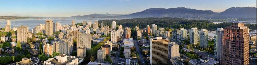 The West End - Vancouver, B.C.