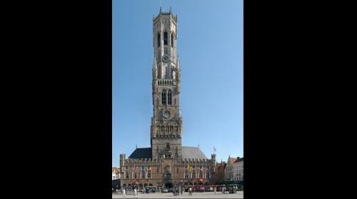 Le Beffroi de Brugges