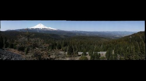 Mt Hood from the SE