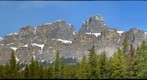 Castle Mountain - Banff National Park