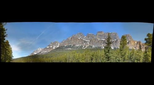 Castle Mountain - 2