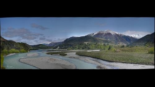 Hope River, Lewis Pass, South Island, New Zealand