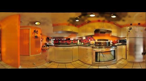 Kitchen - pre reno