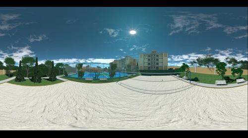 Quadra de Areia ao SOL