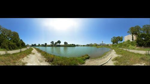 UCSB Lagoon, Santa Barbara, California