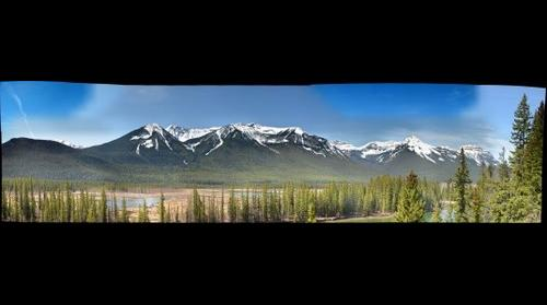 Bow Valley Parkway - Banff National Park