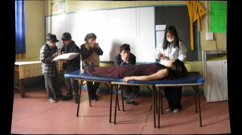 El almohadón de plumas 7° A, Inés Muñoz de garcía