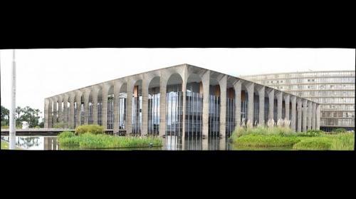 Palacio Itamaraty - lateral direita