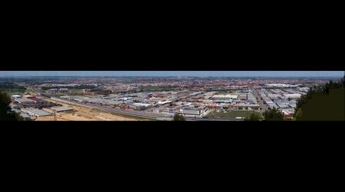 Valladolid desde el cerro de San Cristobal 7 Gigapixeles