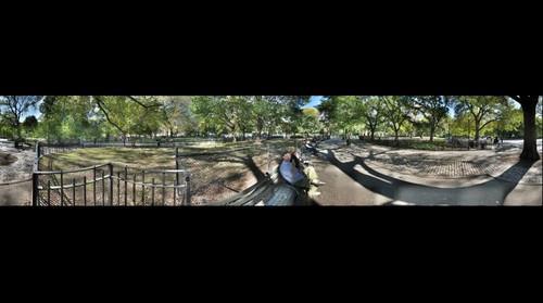 Tomkin's Square Park