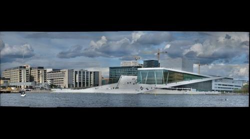 The Operahouse    Oslo