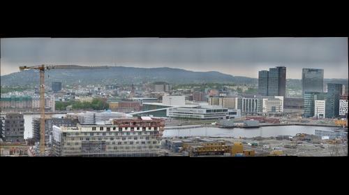 Over en by 2 Oslo