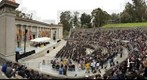 Undergraduate Commencement UC Berkeley, May 17 2012