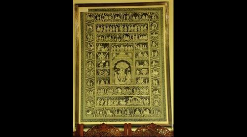 Krishna's Life Story