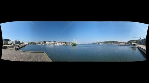 Sandnes Harbor Summer 2012