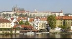 Prague Castle and Charles Bridge Czech Republic