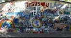 John Lennon Wall Prague Kampa
