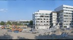 Demolition - Part of hospital SMZO