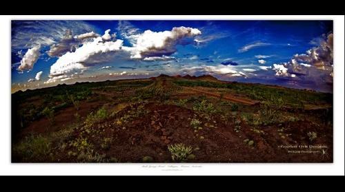 Skull Springs Road Nullagine Western Australia (HDR)