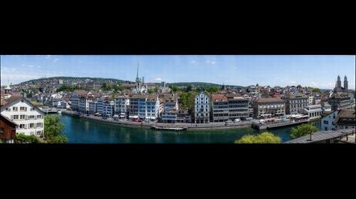 GigaPan @ Lindenhof Zürich