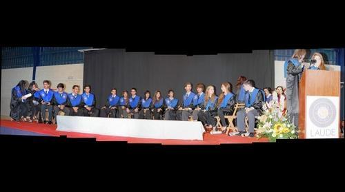 graduacion newton 2012