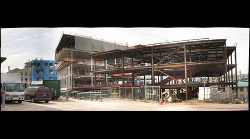 CMU construction