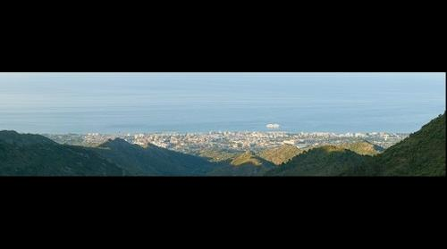 Marbella desde Sierra Blanca