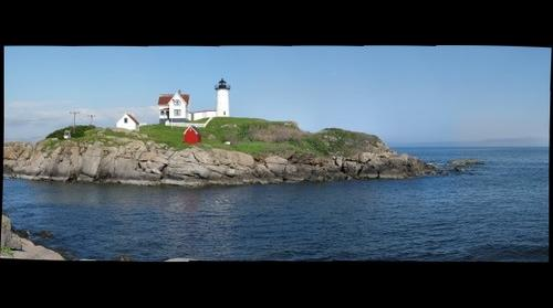 Nubble Light House (2), Cape Neddick, York, Maine