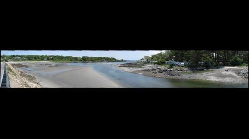 Cape Neddick River (2) York, Maine