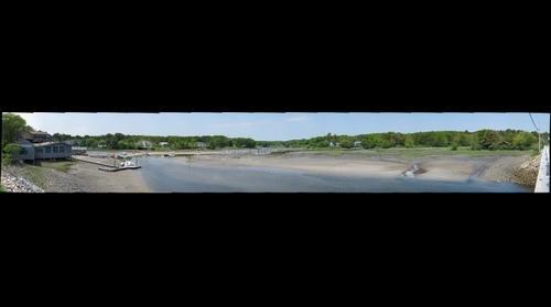 Cape Neddick River (1), York, Maine